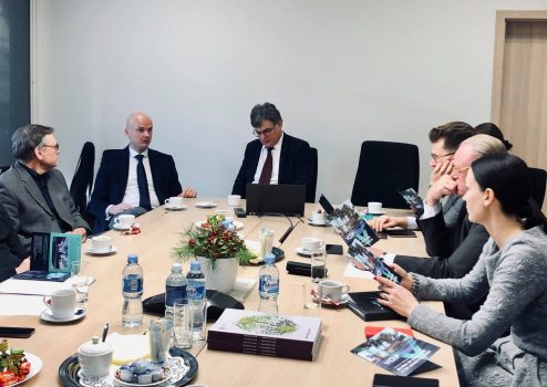 Possibilities for the growth of Lithuanian life sciences sector were discussed