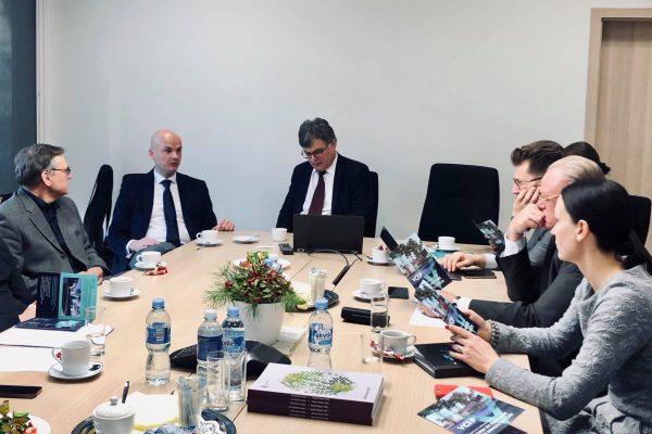 Aptartos galimybės paspartinti Lietuvos gyvybės mokslų sektoriaus augimą